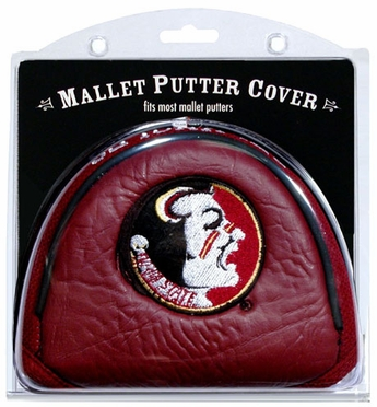 Florida State Mallet Putter Cover