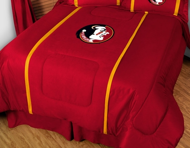 Florida State MVP Microsuede / Jersey Material Comforter