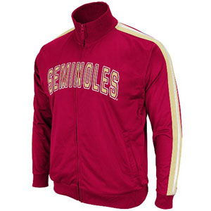 Florida State Pace Premium Track Jacket - Large