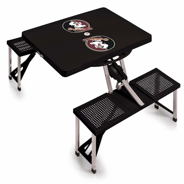 Florida State Picnic Table (Black)