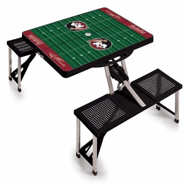 Florida State Picnic Table Sport (Black)