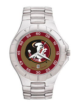 Florida State Pro II Men's Stainless Steel Watch