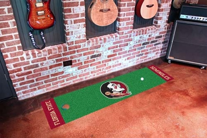 Florida State Putting Green Mat