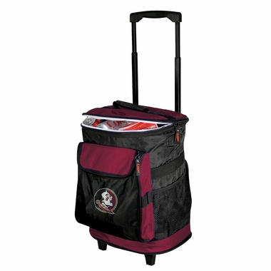 Florida State Rolling Cooler