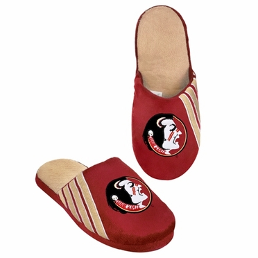 Florida State Seminoles 2012 Team Stripe Logo Slippers