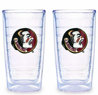 Florida State Set of TWO 16 oz. Tervis Tumblers