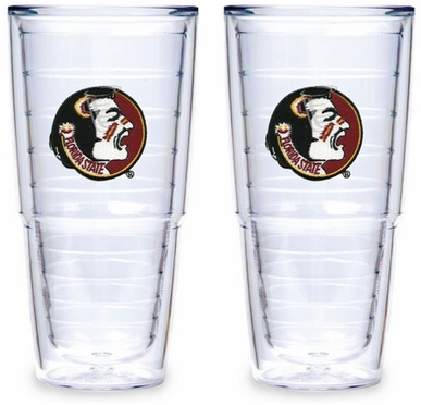 Florida State Set of TWO 24 oz. Tervis Tumblers