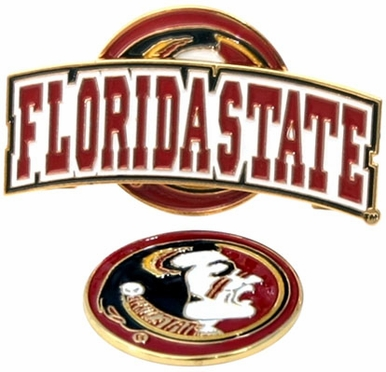 Florida State Slider Clip With Ball Marker