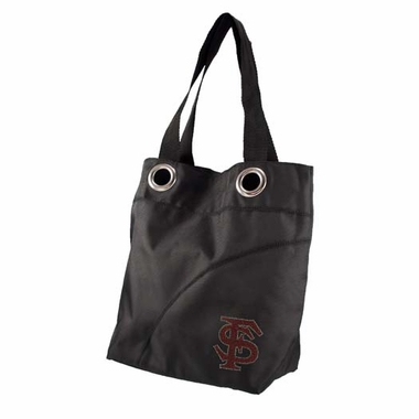 Florida State Sport Noir Sheen Tote