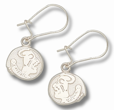 Florida State Sterling Silver Post or Dangle Earrings