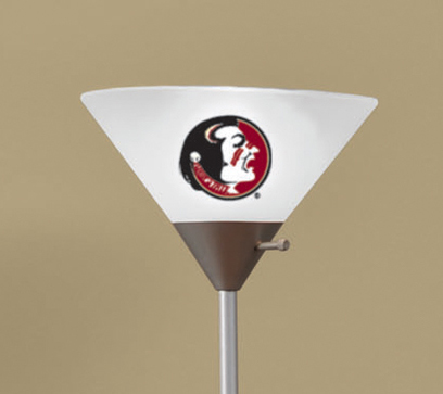 Florida State Torchierre Floor Lamp
