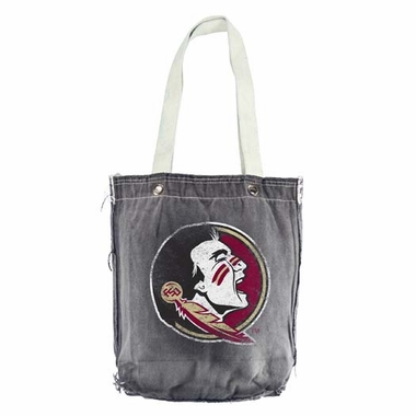 Florida State Vintage Shopper (Black)