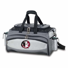 Florida State Vulcan Embroidered Tailgate Cooler (Black)