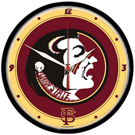 Florida State Wall Clock