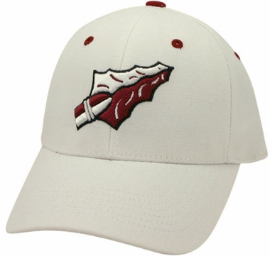 Florida State White Premium FlexFit Hat