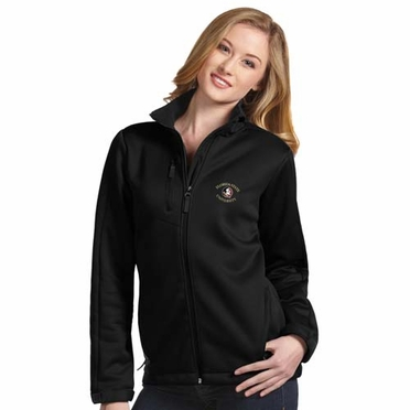 Florida State Womens Traverse Jacket (Team Color: Black)