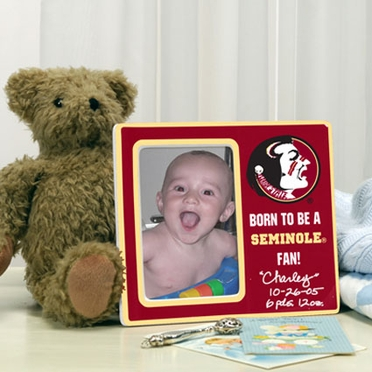 Florida State Youth Picture Frame