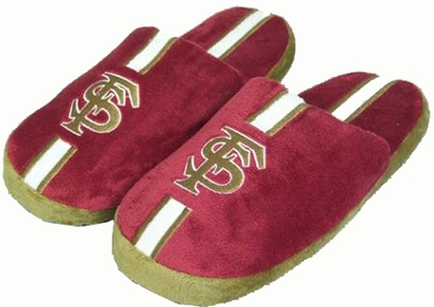 Florida State YOUTH Team Stripe Slide Slippers
