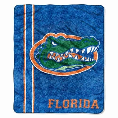 Florida Super-Soft Sherpa Blanket