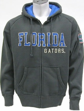 Florida Vintage Victory Full Zip Hooded Sweatshirt