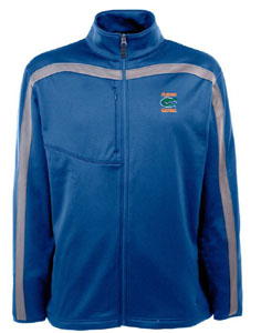 Florida Mens Viper Full Zip Performance Jacket (Team Color: Royal) - Small