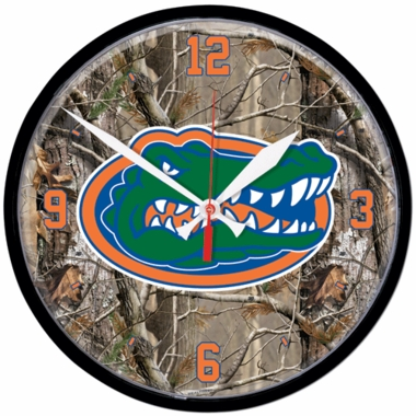 Florida Wall Clock (Realtree)