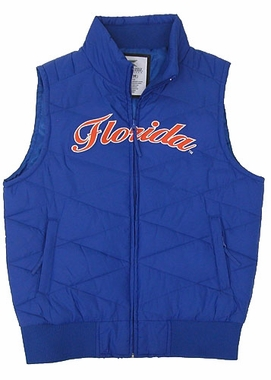 Florida Womens Bubble Vest