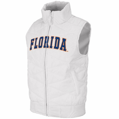 Florida Womens Nordic Bubble Vest