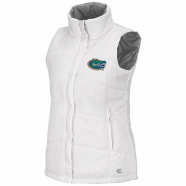 Florida Womens White Vortex Vest