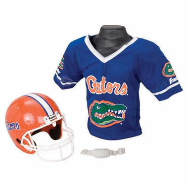 Florida Youth Helmet and Jersey Set