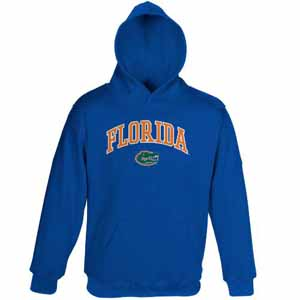 Florida YOUTH Hooded Sweatshirt - Medium