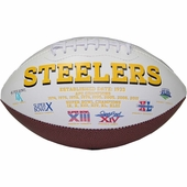 Pittsburgh Steelers Autographed