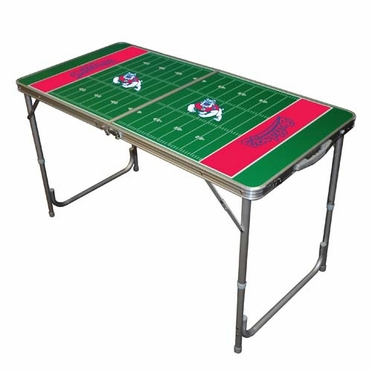 Fresno State 2 x 4 Foot Tailgate Table