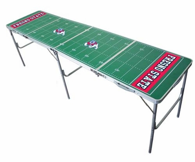 Fresno State 2x8 Tailgate Table