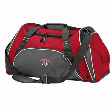 Fresno State Action Duffle (Color: Grey)