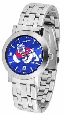 Fresno State Dynasty Men's Anonized Watch