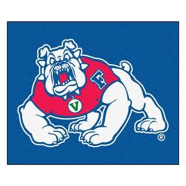 Fresno State Economy 5 Foot x 6 Foot Mat