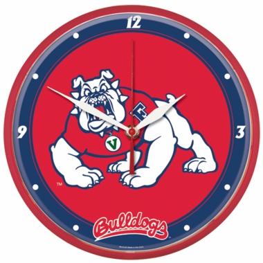 Fresno State Wall Clock