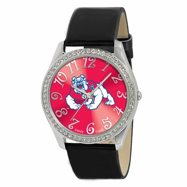 Fresno State Women's Glitz Watch