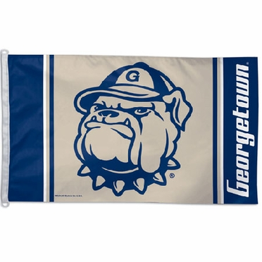 Georgetown Big 3x5 Flag
