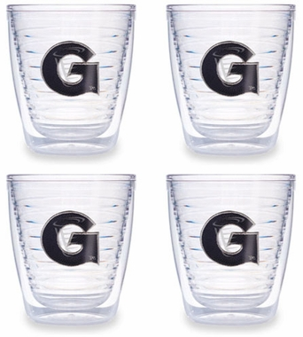 Georgetown Set of FOUR 12 oz. Tervis Tumblers