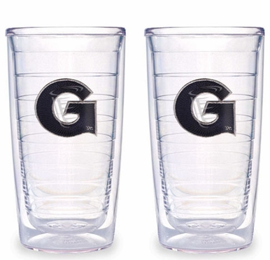 Georgetown Set of TWO 16 oz. Tervis Tumblers