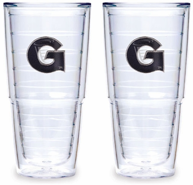Georgetown Set of TWO 24 oz. Tervis Tumblers