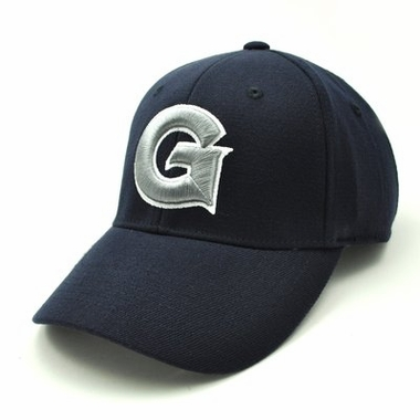 Georgetown Team Color Premium FlexFit Hat
