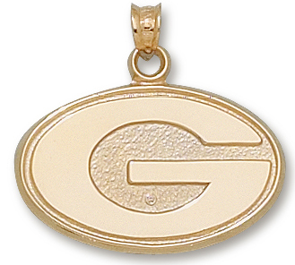 Georgia 14K Gold Pendant