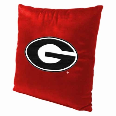 Georgia 15 Inch Applique Pillow