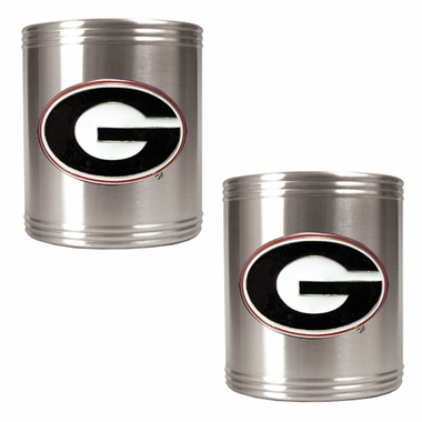 Georgia 2 Can Holder Set
