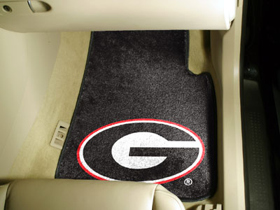Georgia 2 Piece Car Mats