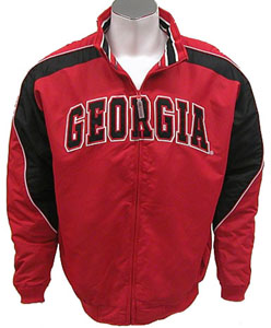 Georgia 2010 Element Full Zip Jacket - Large