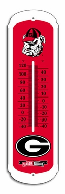 Georgia 27 Inch Outdoor Thermometer (P)